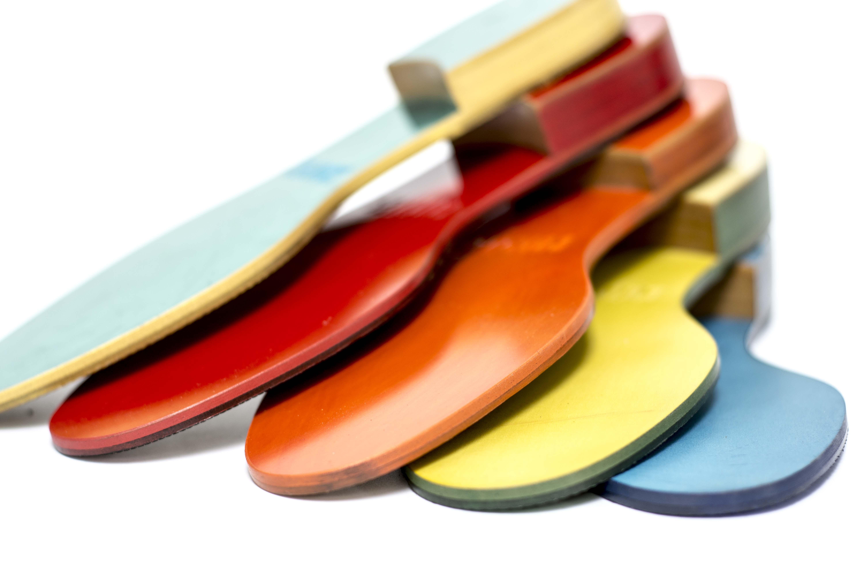 Prefabricated soles