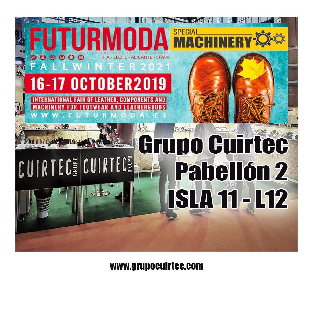 Grupo Cuirtec - Futurmoda Otoño-Invierno 2021