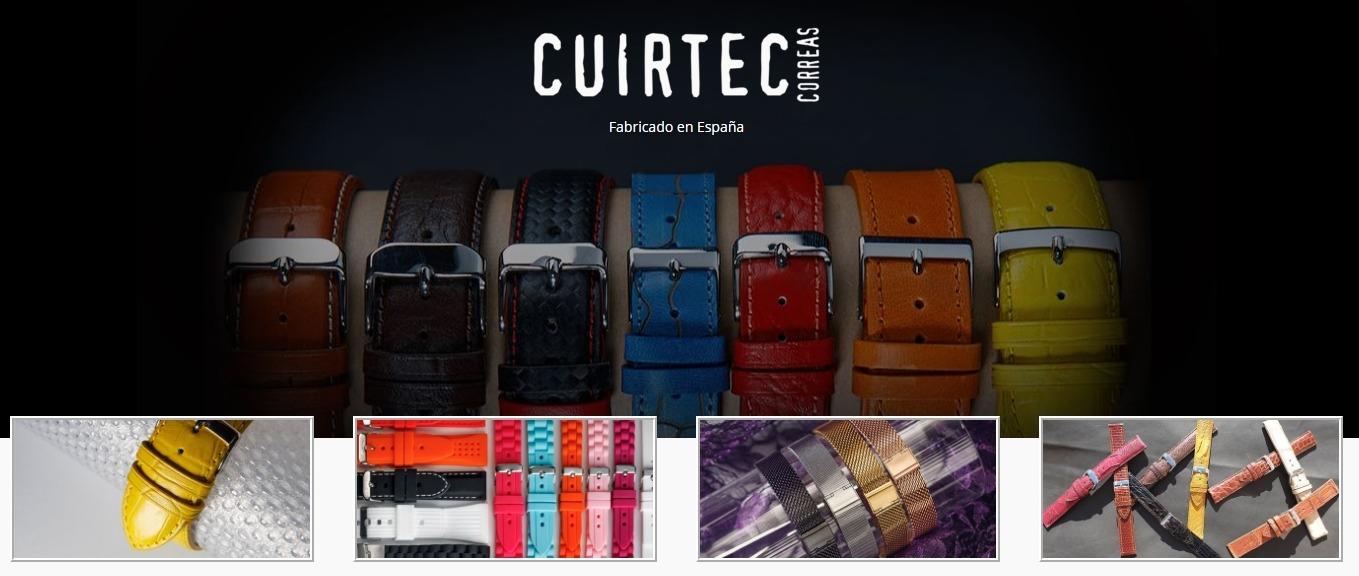 Correas de Reloj - Grupo Cuirtec