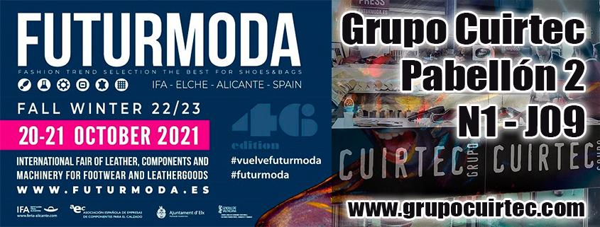 Grupo Cuirtec - Futurmoda Otoño-Invierno 2022/23